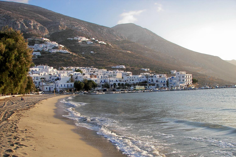 Car Rental Amorgos Aegiali